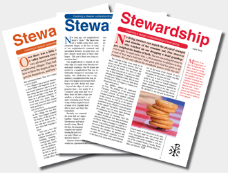 Image of Stewardship